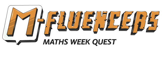 Maths Week Quest logo
