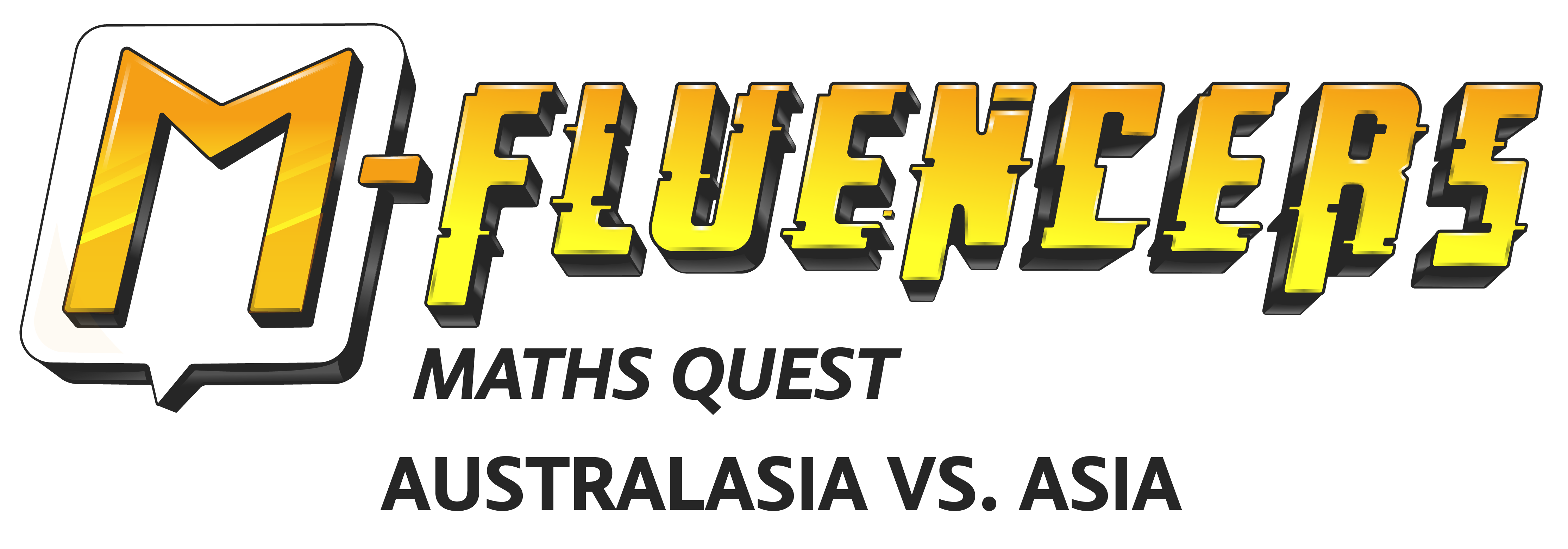 M-Fluencers Math Quest: Australasia Vs. Asia
