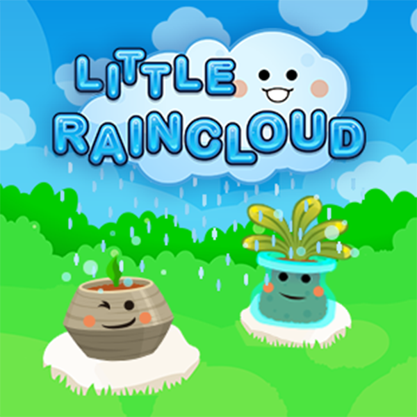 Little Rain Cloud - 4 digit place value