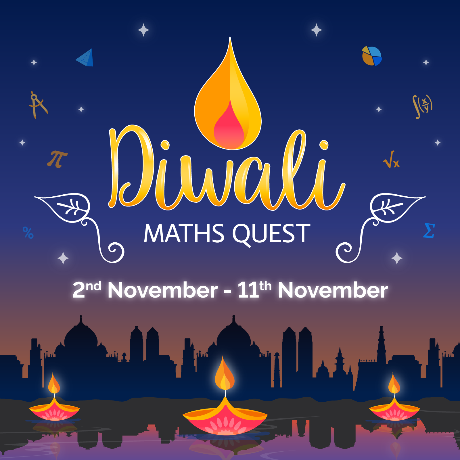 Diwali Maths Quest